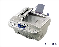 BROTHER DCP1000 DRIVER FOR WINDOWS 7