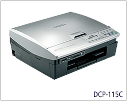 BROTHER DCP-115C DRIVER FOR WINDOWS MAC
