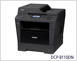 Drivers Brother DCP-8110DN XML Paper Specification Printer