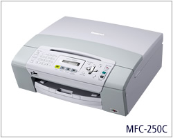 Brother MFC-250C Printer/Software Driver (2019)