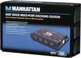 Manhattan 172905 Multi-Port Docking Station