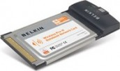 Belkin F5D8010 Wireless Pre-N Notebook Network Card